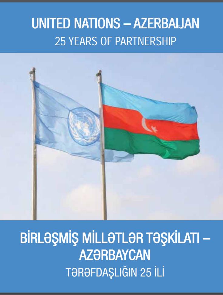 Birləşmiş Millətlər Təşkilatı – Azərbaycan: tərəfdaşlığın 25 ili