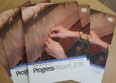United Nations Azerbaijan Partnership framework 2016-2020 – Progress Report 2018