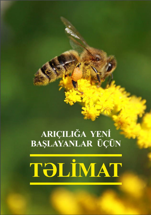 Manual for beginners in apiculture