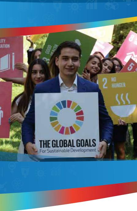 Factsheet: Sustainable Development Goals in Azerbaijan
