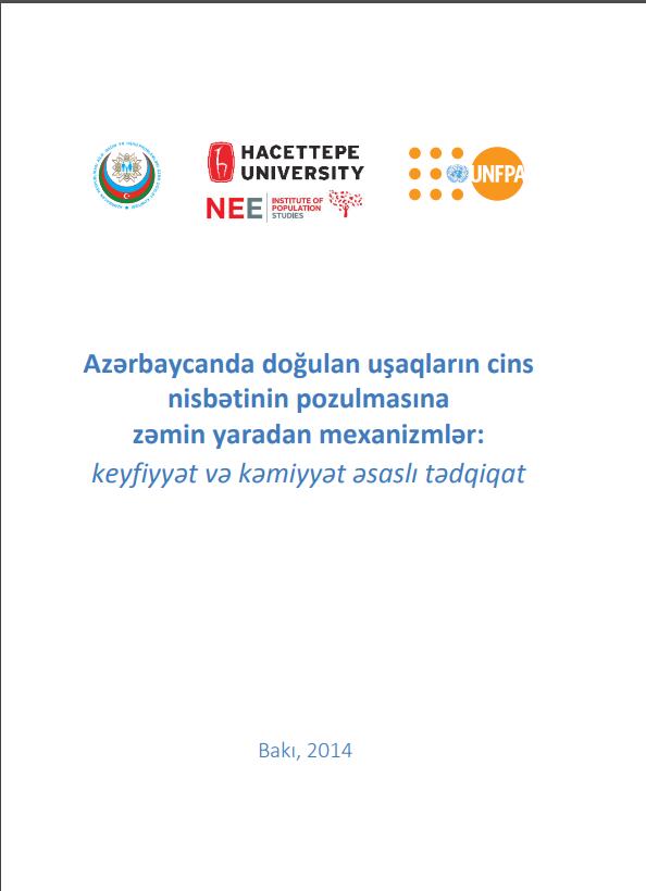 Mechanisms behind the Skewed Sex Ratio at Birth in Azerbaijan