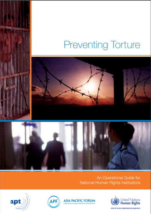 Preventing torture: An operational guide for national human rights institutions