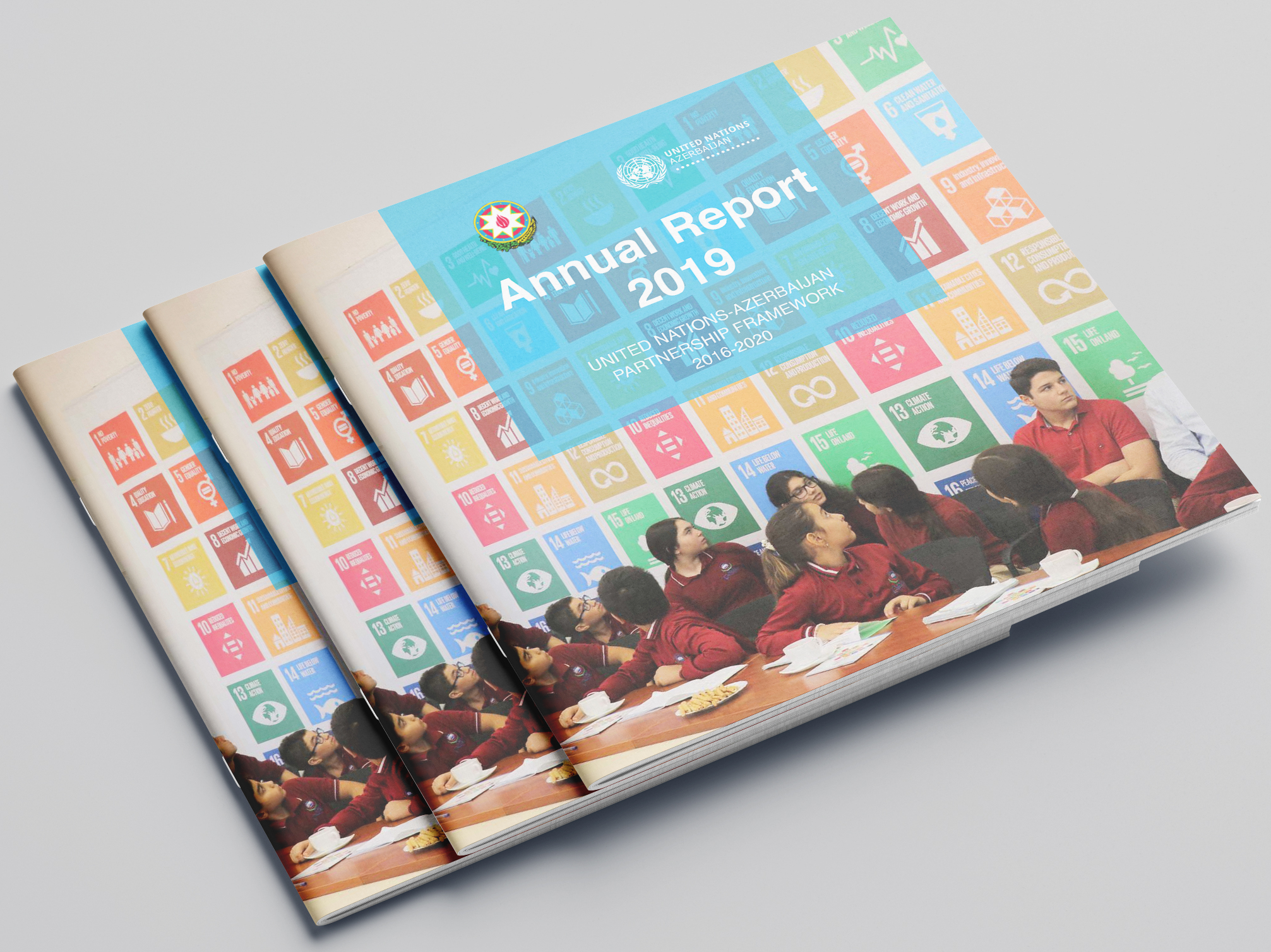 United Nations Azerbaijan Partnership Framework (UNAPF) 2016-2020 – Progress Report 2019