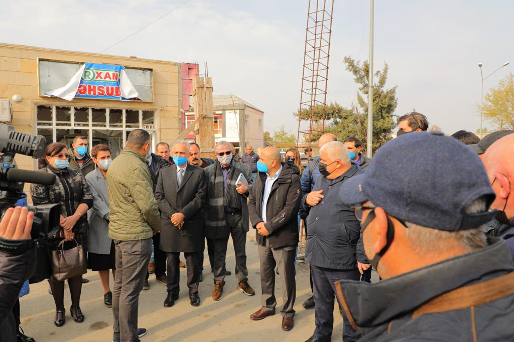 UN agencies conclude needs assessment mission to conflict-affected regions of Azerbaijan