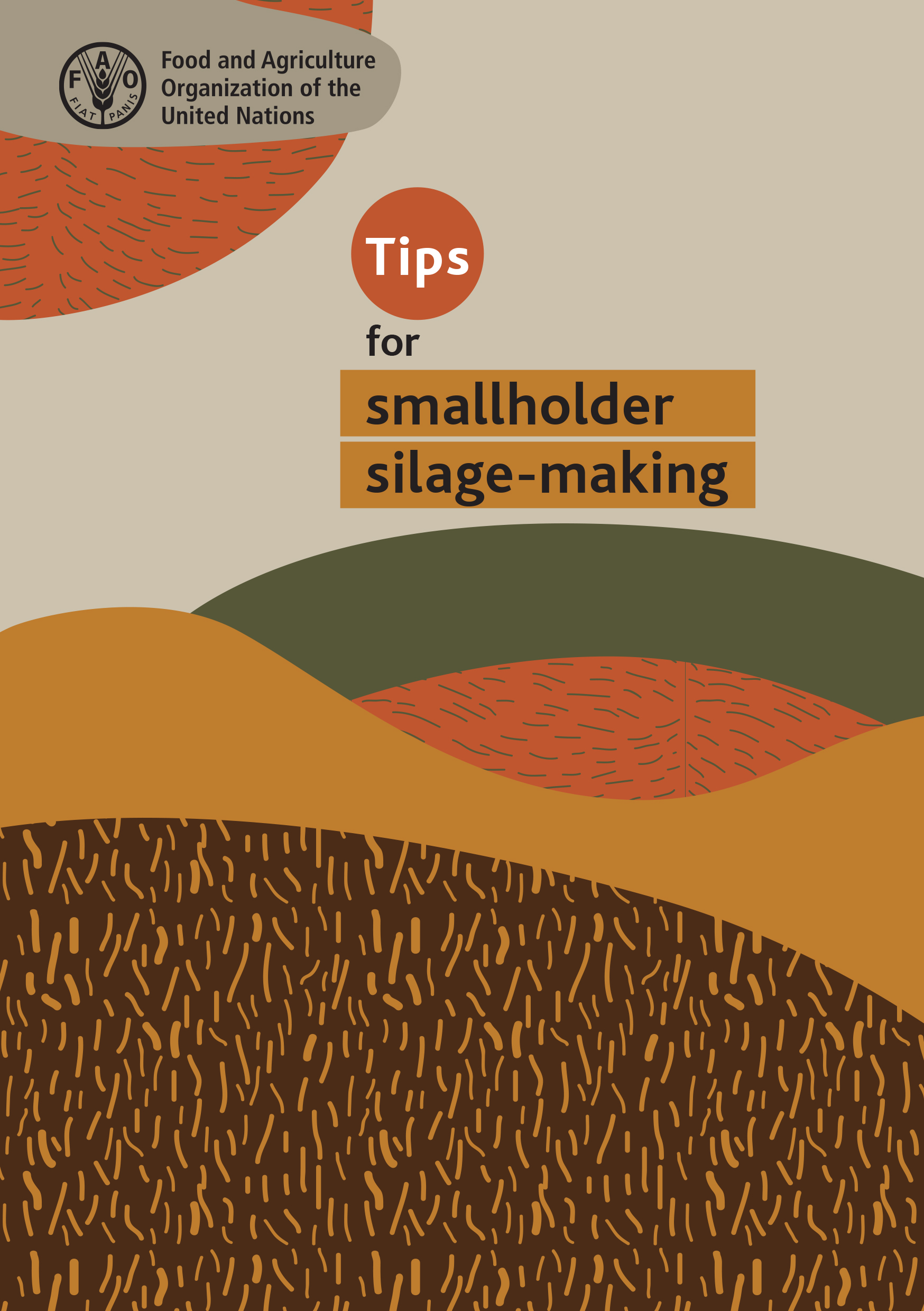 Tips for Smallholder silage-making