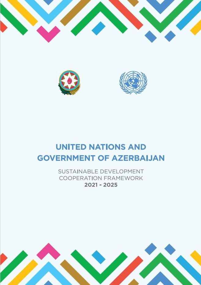 United Nations Sustainable Development Cooperation Framework 2021-2025
