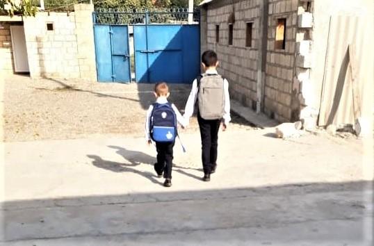 """""""Humanitar yardım bizim üçün diqqət, mənəvi dəstək deməkdir"""""""