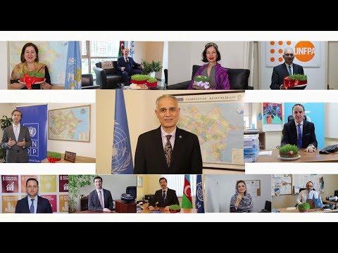 Nowruz message by UN in Azerbaijan