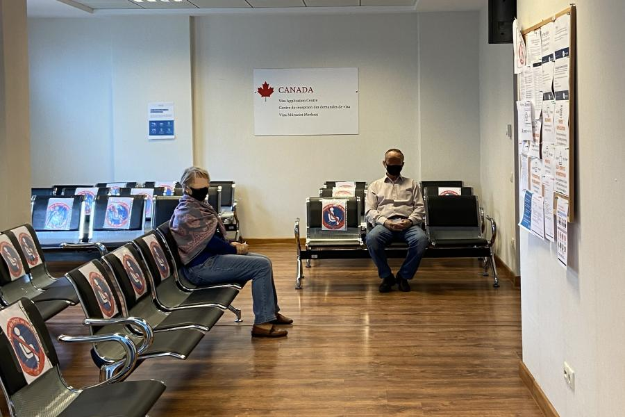 The Canadian Visa Application Center Operated By Iom Azerbaijan Continues Its Operation United Nations In Azerbaijan